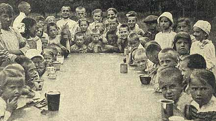 Orphans in the 1920s